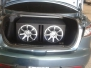 2011 Mazda3 Dub Edition Sub/Amp Install