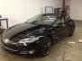 2013 Tesla Model S Tint