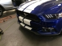 2016 For Mustang Racing Stripe Application