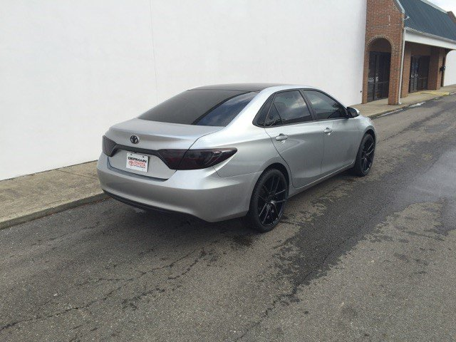 White Camry Murdered Out Pictures To Pin On Pinterest