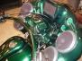 Harley Custom Fairing, Complete Audio System, & Lighting