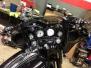 Harley Davidson Speaker & CD Install