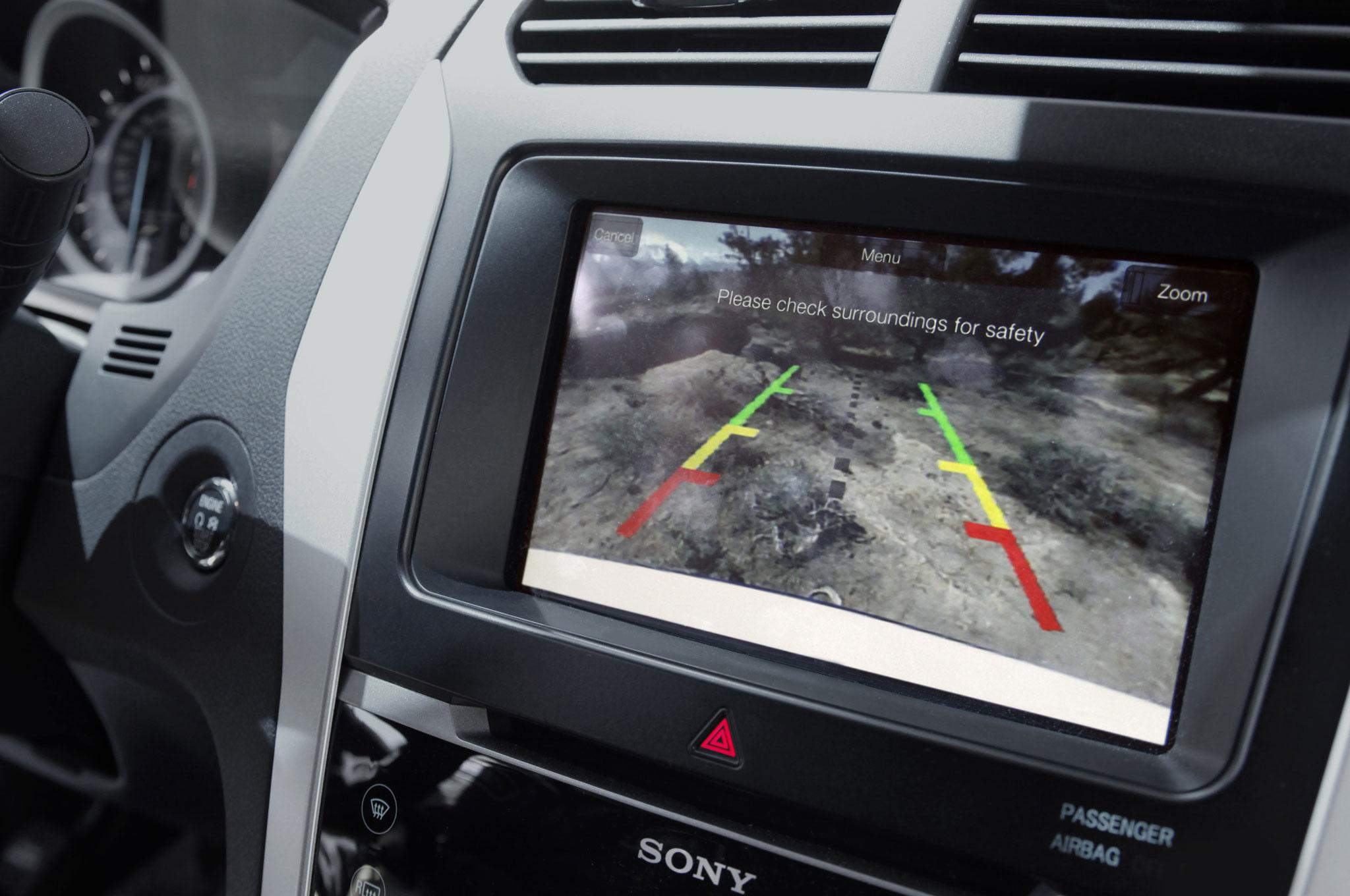 Backup Camera - Best Car Audio in Columbus Ohio