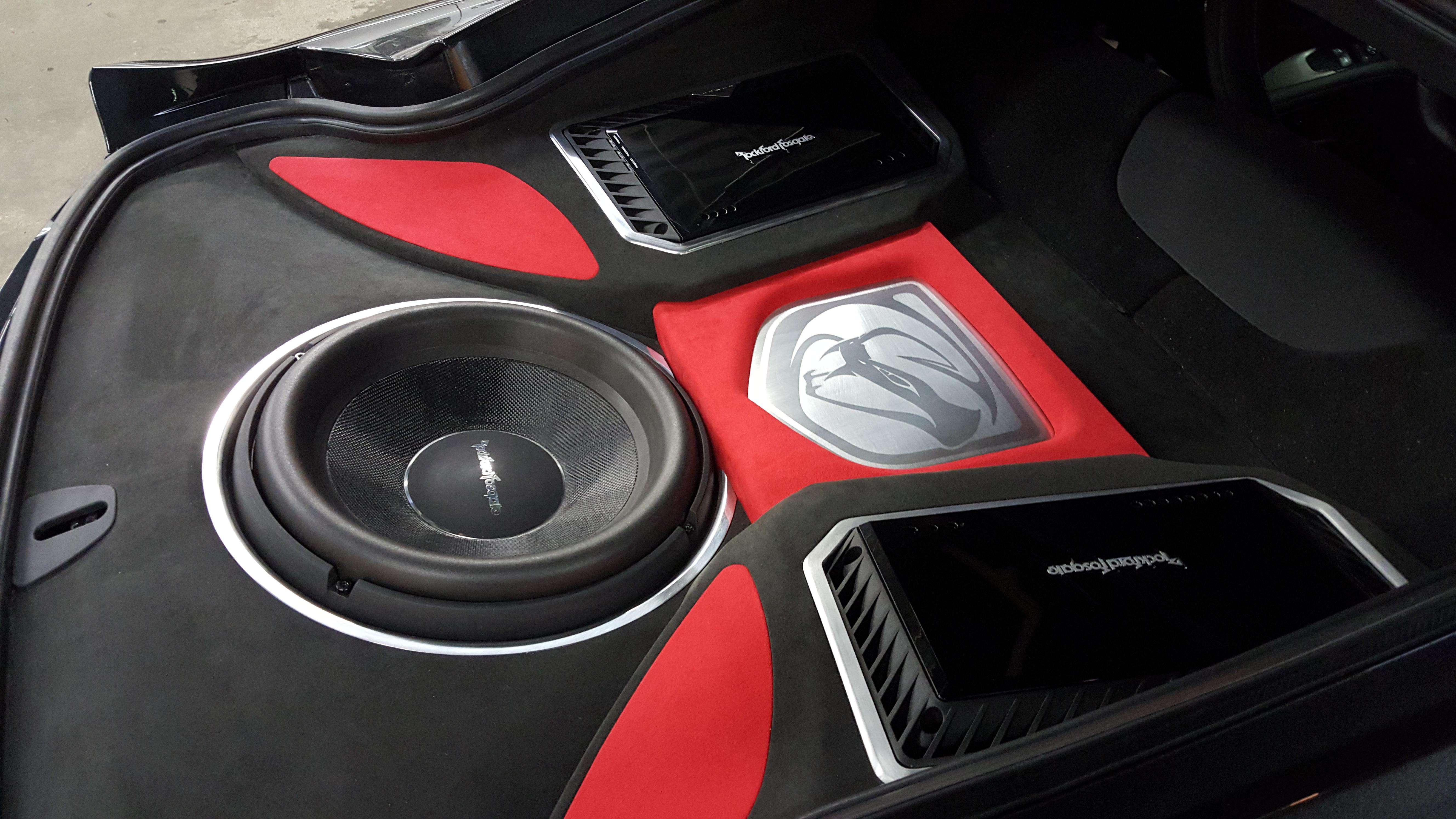 Subwoofer Enclosures Best Car Audio In Columbus Ohio