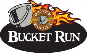 bucket run logo