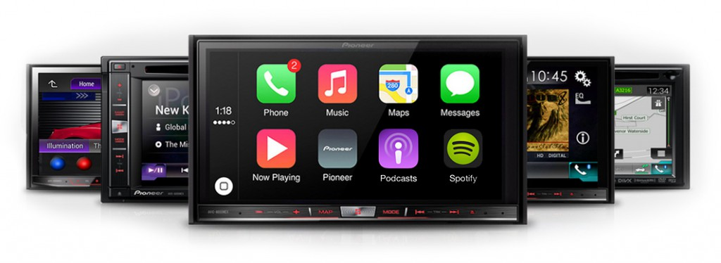 Car Paint Detector >> Apple CarPlay...Powered by Pioneer - Columbus Car Audio