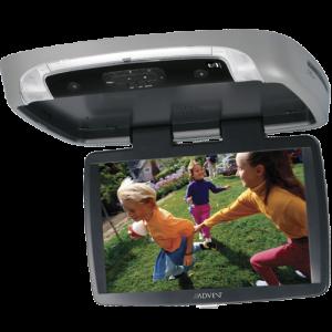 Drop Down Car Video Monitor