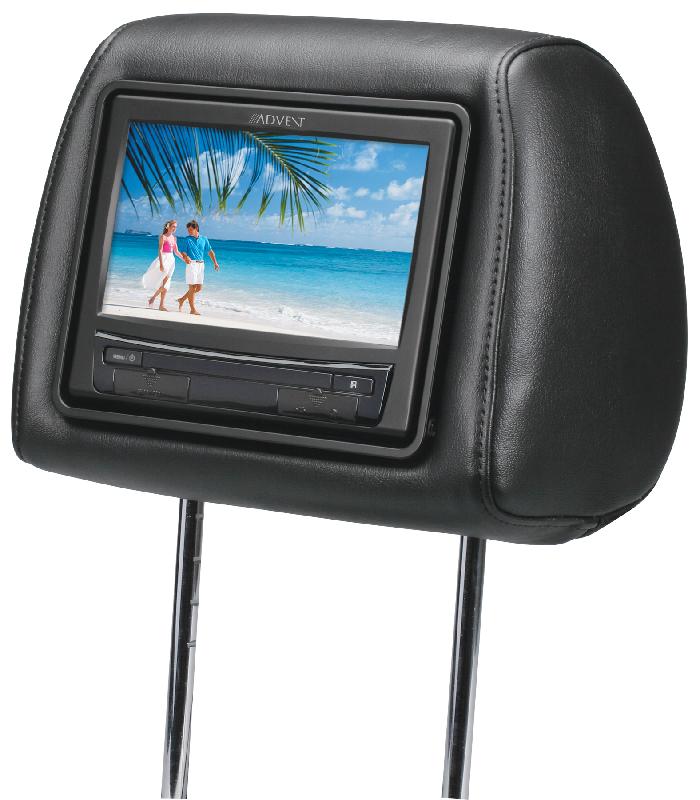 Headrest Video Monitors