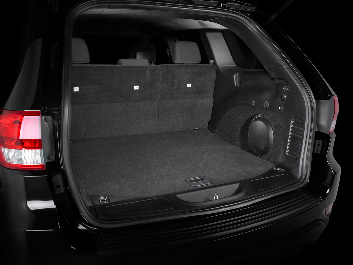 Ford Edge Trunk Space >> A Subwoofer For You! - Columbus Car Audio