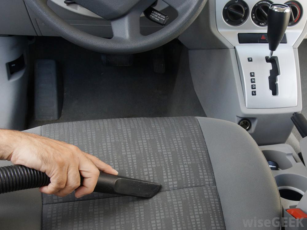 Leather Vs Cloth Vehicle Interior