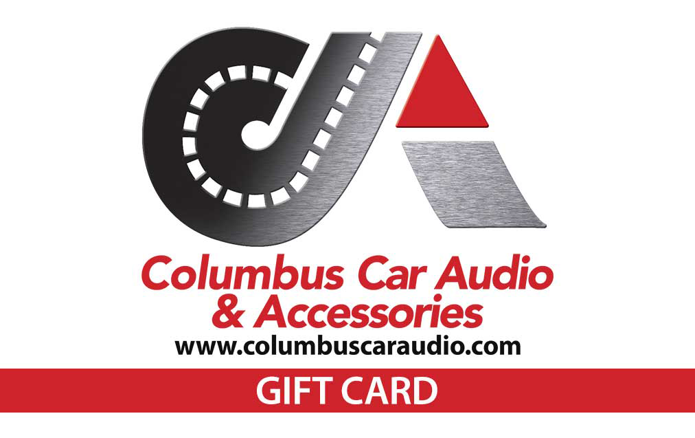 Gift Card - Columbus Car Audio