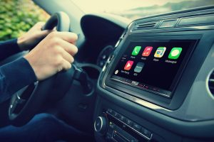 Apple CarPlay in Dash