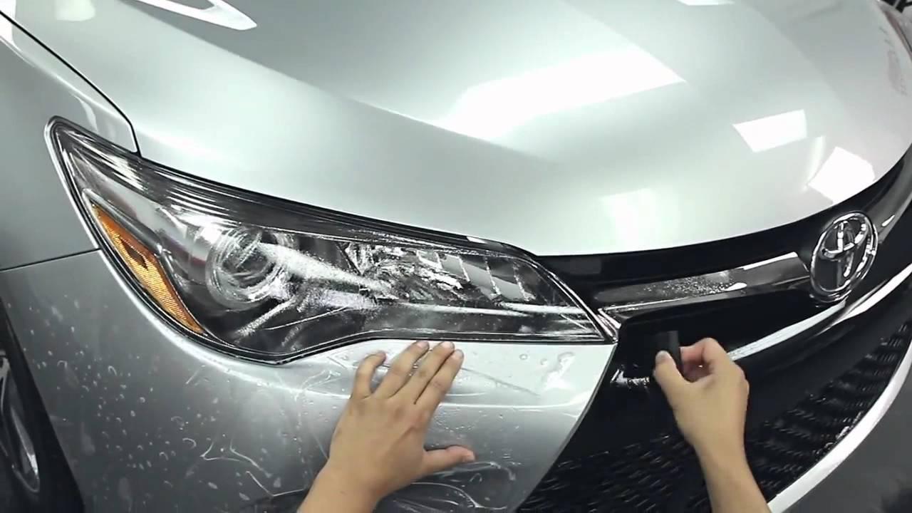 Paint protection professionals columbus ohio cca for Automotive interior protective film