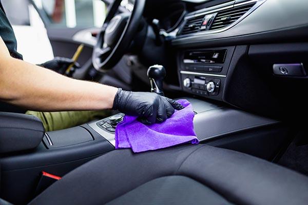 Auto Detailing Interior