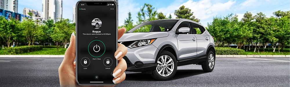 Drone Mobile - Control your vehicle with your smartphone