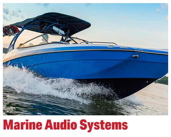Marine Audio Systems