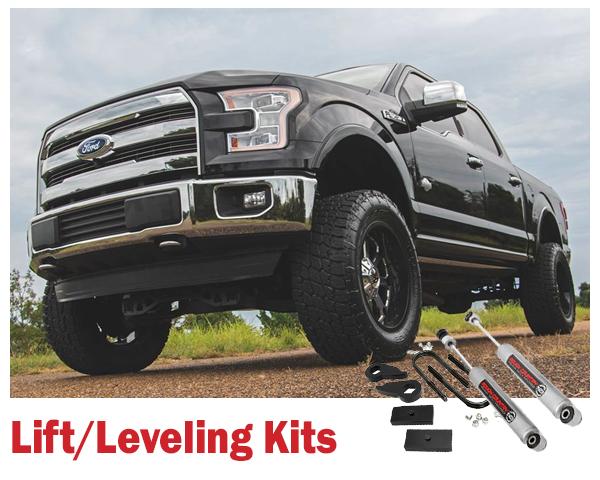 Truck Accessories: Lift Kits