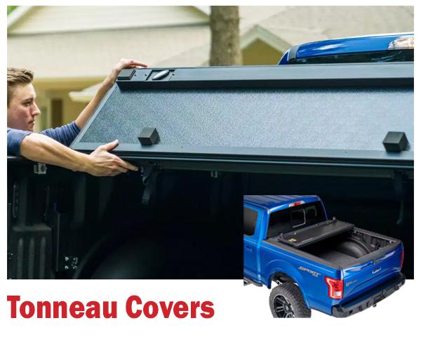 """Truck Accessories: Tonneau Covers"