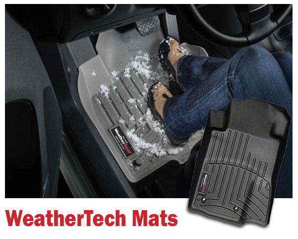 Truck Accessories: WeatherTech Floor Liners